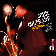 John Coltrane - Offering: Live At Temple University