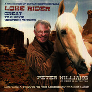 Peter Wiliiams - Lone Rider. Great Tv & Movie Western Themes