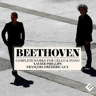 François-Frédéric Guy|Xavier Phillips - Beethoven: Complete Works for Cello & Piano