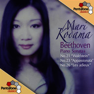 Mari Kodama - Beethoven: Piano Sonatas Nos. 21, 23 and 26