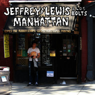 Jeffrey Lewis & Los Bolts - Back to Manhattan