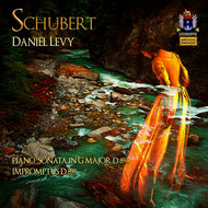 Daniel Levy - Schubert: Piano Sonata in G Major, Op. 78 & 4 Impromptus, Op. 90