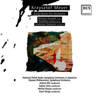 Various Artists - Krzysztof Meyer: Early Works for Orchestra