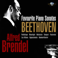Alfred Brendel - Beethoven: Favourite Piano Sonatas