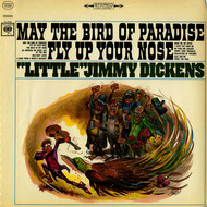 """Little"" Jimmy Dickens - May the Bird of Paradise Fly Up Your Nose"