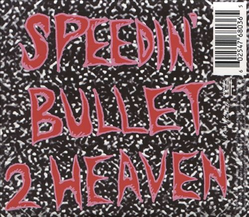 speedin bullet to heaven 2 release date Listen to songs from the album speedin' bullet 2 heaven, including edge of the earth not long after the release of day 'n' nite, cudi began touring with.
