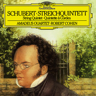 Robert Cohen / Amadeus Quartet - Schubert: String Quintet In C, D.956