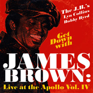 James Brown - Get Down With James Brown: Live At The Apollo Vol. IV
