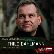 Thilo Dahlmann - Schubert: Selected Songs