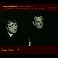 Thomas Albertus Irnberger - The Violin Sonatas, Vol. 4