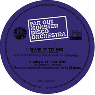 The Far Out Monster Disco Orchestra - Give It to Me
