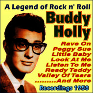 Buddy Holly - A Legend of Rock N' Roll