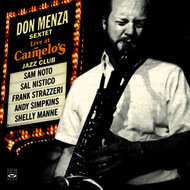 Don Menza - Don Menza Sextet. Live at Carmelo's