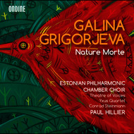 Various Artists - Galina Grigorjeva: Nature morte