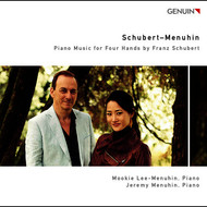 Mookie Lee-Menuhin - Schubert: Works for Piano 4 Hands