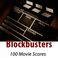 Hollywood Pictures Orchestra - Blockbusters - 100 Movie Scores