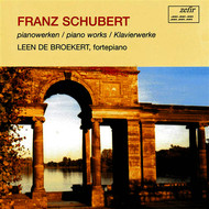 Leen De Broekert - Schubert: Piano Works