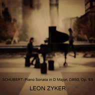 Leon Zyker & Franz Schubert - Schubert: Piano Sonata in D Major, D850, Op. 53