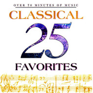 Various Artists - 25 Classical Favorites