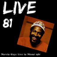 Marvin Gaye - Live 81 - Miami
