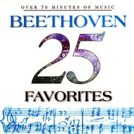 Various Artists - 25 Beethoven Favorites