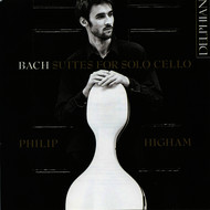 Philip Higham - Bach: Suites for Solo Cello, BWV 1007-1012