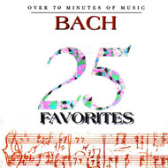 Various Artists - 25 Bach Favorites