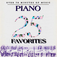 Various Artists - 25 Piano Favorites
