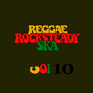 Various Artists - Reggae Rocksteady Ska, Vol. 10