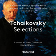 Russian National Orchestra - Tchaikovsky Selections