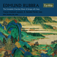 Various Artists - Rubbra: The Complete Chamber Music & Songs with Harp