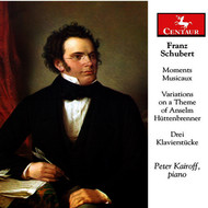 Peter Kairoff - Schubert: Piano Works