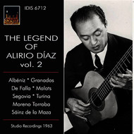 Alirio Díaz - The Legend of Alirio Díaz, Vol. 2