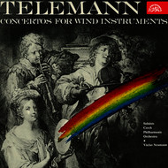 Various Artists - Telemann: Concertos for Wind Instrumentals