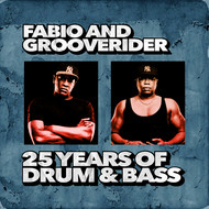 Various Artists - Fabio and Grooverider: 25 Years of Drum & Bass