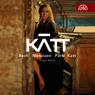 Various Artists - Bach, Messiaen, Pärt, Katt: Organ Works