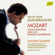 Frank Peter Zimmermann - Mozart: Violin Concertos Nos. 2 & 5 and Sinfonia concertante