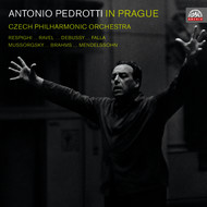 Various Artists - Antonio Pedrotti in Prague