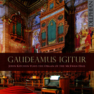 John Kitchen - Gaudeamus Igitur (McEwan Hall Organ)