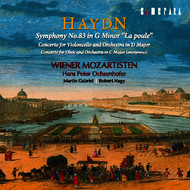 Hans Peter Ochsenhofer, Wiener Mozartisten - Haydn: Symphony No. 83 & Concerto for Violoncello and Orchestra
