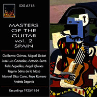 Various Artists - Masters of the Guitar, Vol. 2: Spain