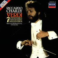 Riccardo Chailly [Conductor] - Verdi: Overtures