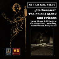 Thelonious Monk - All That Jazz, Vol. 66: Hackensack – Thelonius Monk & Friends Play Monk & Ellington (2016 Remaster)