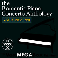Michael Ponti, Felicja Blumental & Jerome Rose - The Romantic Piano Concerto Anthology, Vol. 2, 1823-1880 [The VoxMegaBox Edition]