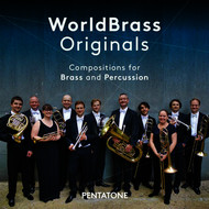 WorldBrass - Originals: Compositions for Brass & Percussion