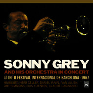 Sonny Grey - Sonny Grey and His Orchestra in Concert at the II Festival Internacional de Barcelona (1967)