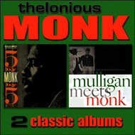 Thelonious Monk - 5 by Monk by 5 / Mulligan Meets Monk
