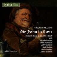 Heddle Nash|Parry Jones - Vaughan Williams: Sir John in Love - An Opera in Four Acts