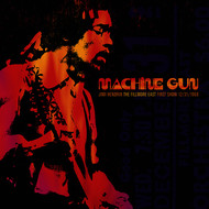 Jimi Hendrix - Machine Gun: Live at The Fillmore East 12/31/1969 (First Show)