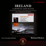 City of London Sinfonia - Ireland: Orchestral Works